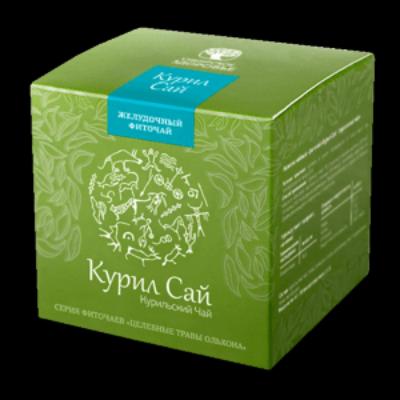 Курильский чай сибирское здоровье
