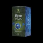 Источник природного цинка для поддержания иммунитета - Элемвитал с цинком