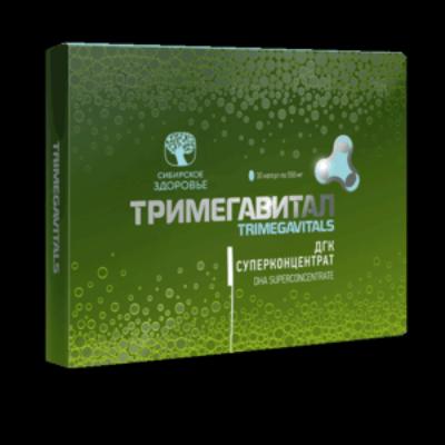 ДГК омега-3