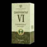 Хронобиологическая защита суставов - Синхровитал VI