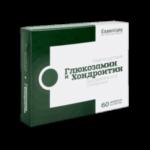 Глюкозамин и Хондроитин - ESSENTIALS by Siberian Health