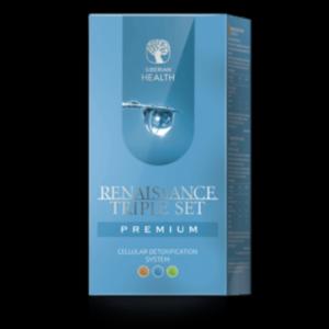 Премиум набор для комплексного очищения организма - Истоки чистоты. Renaissance Triple Set