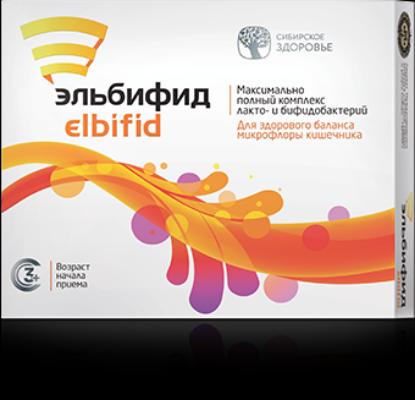 Эльбифид сибирское здоровье