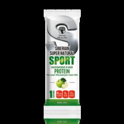 Мультикомпонентный протеин премиум-класса Яблоко - Siberian Super Natural Sport