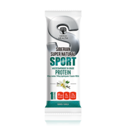 Мультикомпонентный протеин премиум-класса Ваниль - Siberian Super Natural Sport