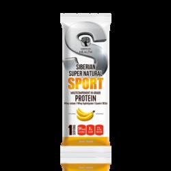 Мультикомпонентный протеин премиум-класса Банан - Siberian Super Natural Sport