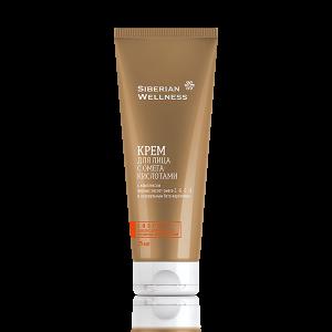 Крем для лица с омега-кислотами - косметика с комплексом ENDEMIX™