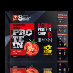 Натуральный протеиновый суп Томат - Siberian Super Natural Sport