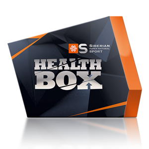Набор Health Box - Siberian Super Natural Sport