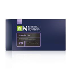 Stress Re.Live - Siberian Super Natural Nutrition