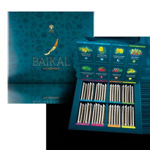 Набор Baikal Tea Collection - Целебные травы Ольхона