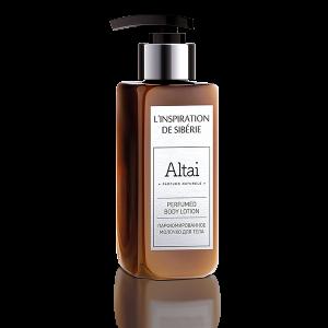 Altai, парфюмированное молочко для тела - L'INSPIRATION DE SIBÉRIE