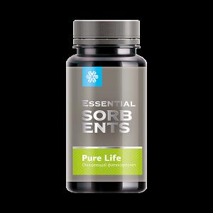 Очищающий фитосорбент Pure Life - Essential Sorbents