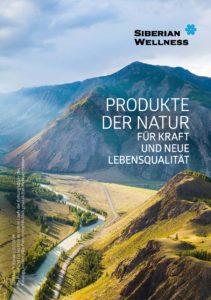 Siberian Wellness каталог для Германии на немецком