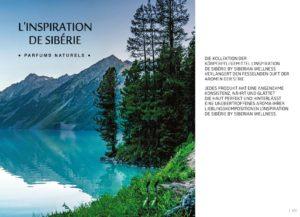 Siberian Wellness каталог для германии 2019