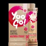 Напиток Weight Control (малина-гранат) - Yoo Go