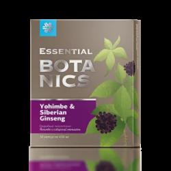 Йохимбе и сибирский женьшень - Essential Botanics
