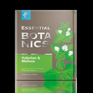 Валериана и мелисса - Essential Botanics