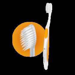 Зубная щетка Nano Silver Siberian Health