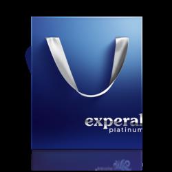Пакет подарочный Experalta Platinum