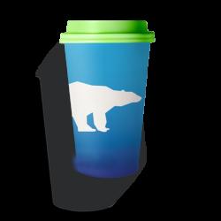 Биокружка «Белый медведь» Siberian Wellness