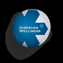 Значок Siberian Wellness