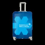 Чехол на чемодан Siberian Wellness