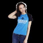Футболка женская (размер: M) Siberian Super Team