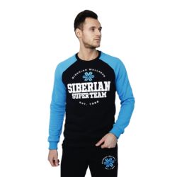 Свитшот мужской (размер: M) Siberian Super Team