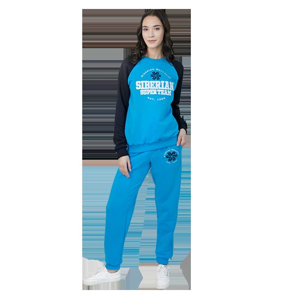 Брюки женские (размер: XS; рост: 164 см) Siberian Super Team