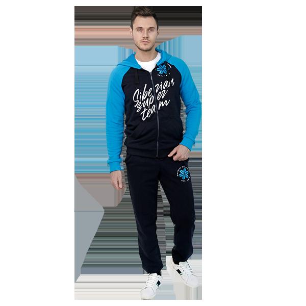 Брюки мужские (размер: M, рост 170) Siberian Super Team