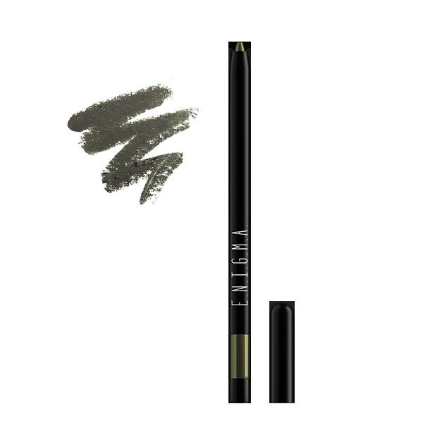 Стойкий карандаш для глаз (хаки) E.N.I.G.M.A.