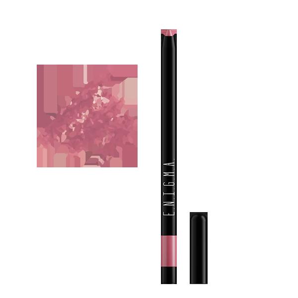Стойкий карандаш для губ (холодный розовый) E.N.I.G.M.A.