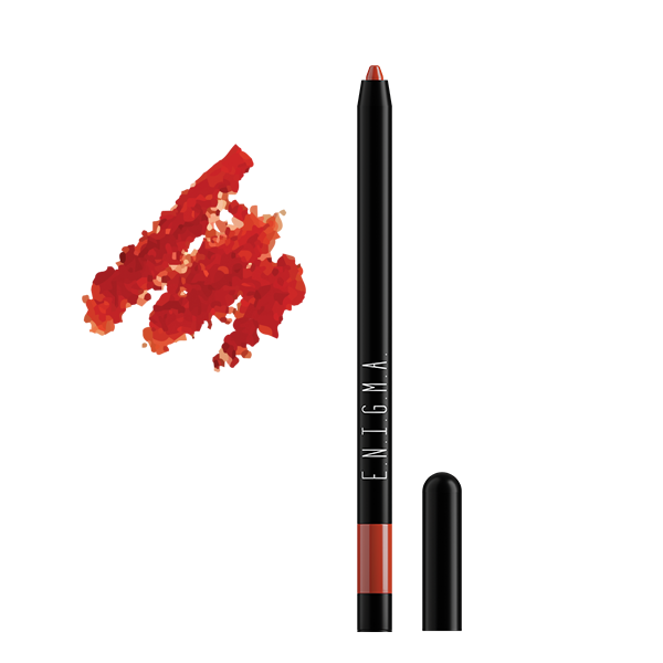 Стойкий карандаш для губ (коралловый) E.N.I.G.M.A.
