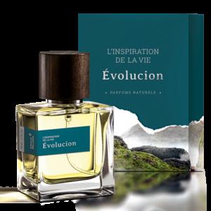 Évolucion (Эволюция), парфюмерная вода L'INSPIRATION DE SIBÉRIE
