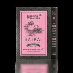 Фиточай из диких трав № 7 (Легкость движений) Baikal Tea Collection