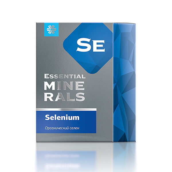 Органический селен Essential Minerals