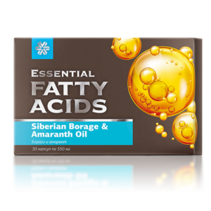 Бораго и амарант Essential Fatty Acids