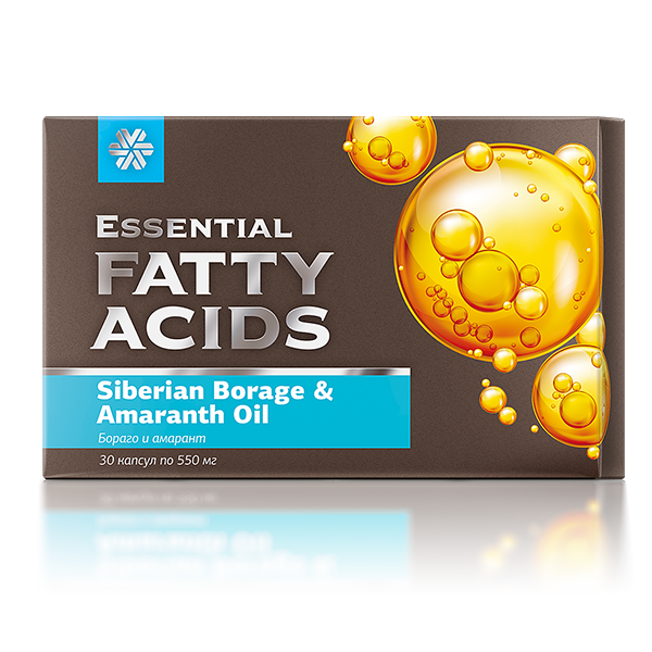Бораго и амарант Essential Fatty Acids