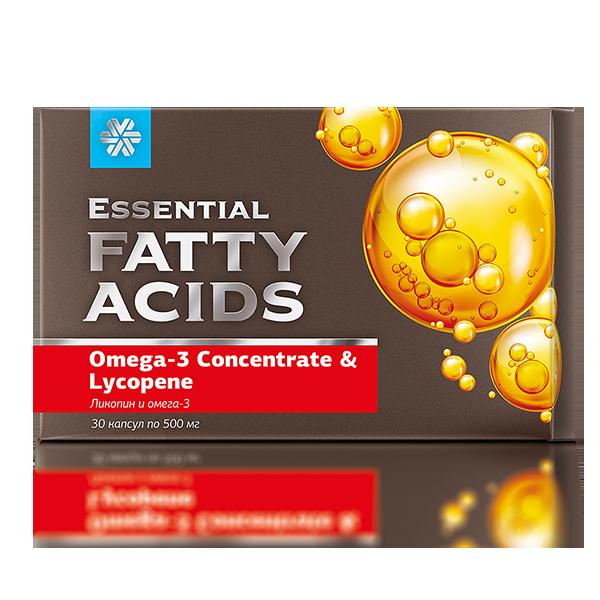 Ликопин и омега-3 Essential Fatty Acids