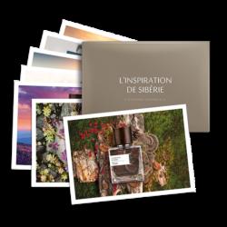 Набор открыток L'INSPIRATION DE SIBÉRIE