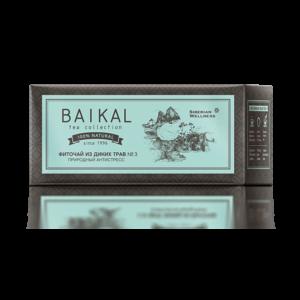 Фиточай из диких трав № 4 (Легкое дыхание) Baikal Tea Collection