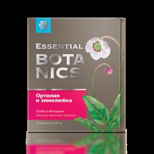 Ортилия и Зимолюбка Essential Botanics