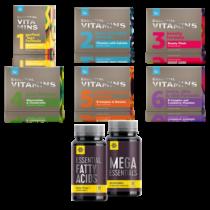 Серия Essential Vitamins