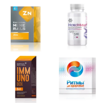 Купить товары из категории товаров для защиты иммунитета в интернет-магазине Siberian Wellness.
