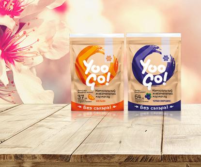 Новинки Yoo Go: яркие, весенние, без сахара! 25 марта 2021