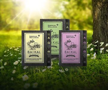 Ближе к природе: Baikal Tea Collection прощается с целлофаном! 30 марта 2021