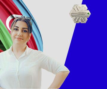 Новый Platinum Business Leader Шахназ Алиева: «Талант и трудолюбие всегда ведут к успеху!» 22 июля 2021