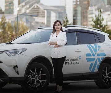 Управляй мечтой с Siberian Wellness! 4 октября 2021
