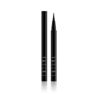 Стойкая жидкая подводка для век (цвет: угольно-черный)  E.N.I.G.M.A.